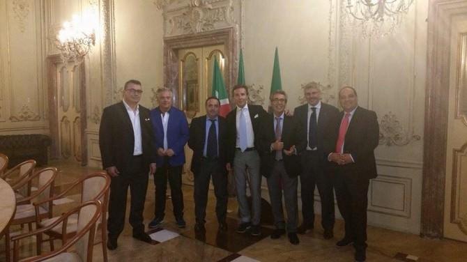 Coordinatori regionali Forza Silvio