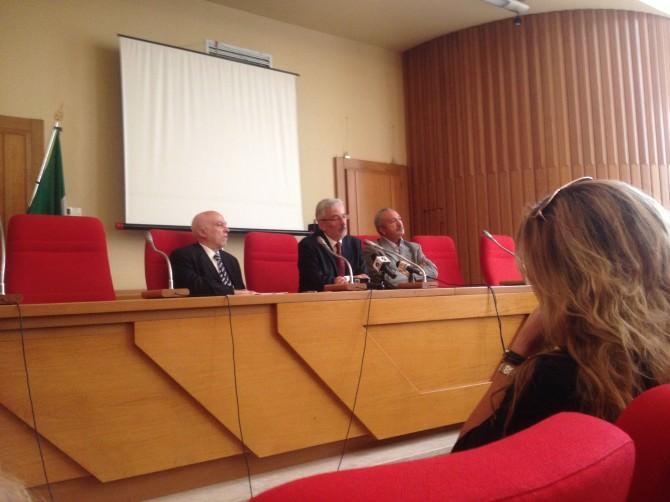 Giovanni Salvi conferenza 13 Luglio 2015