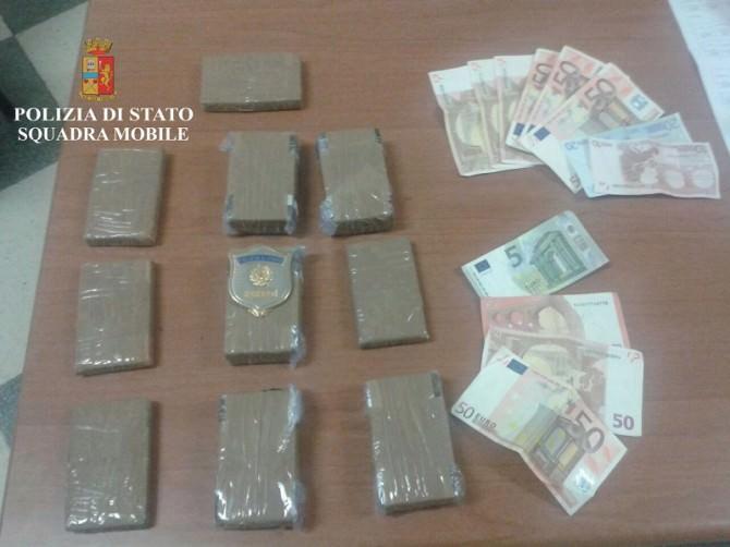 droga e denaro