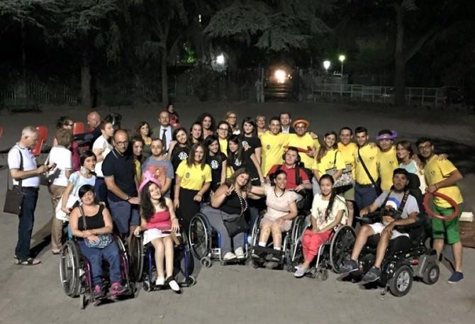 Lions e disabili