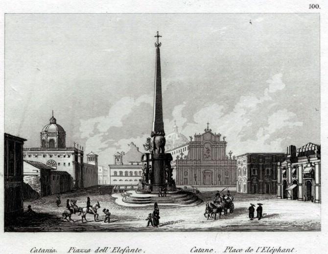piazza duomo 1835