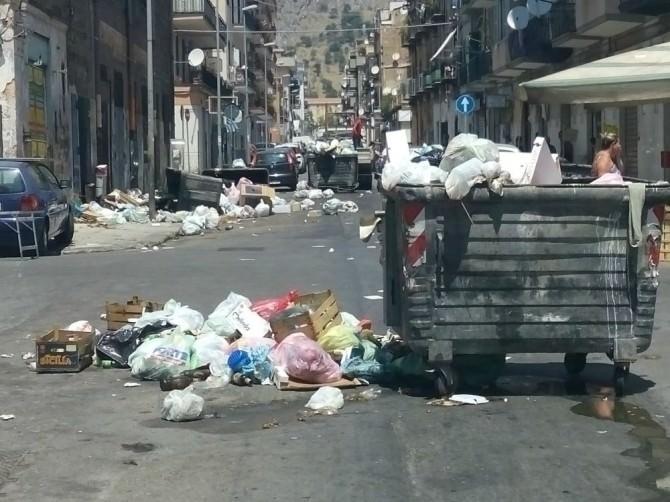 palermo- rifiuti