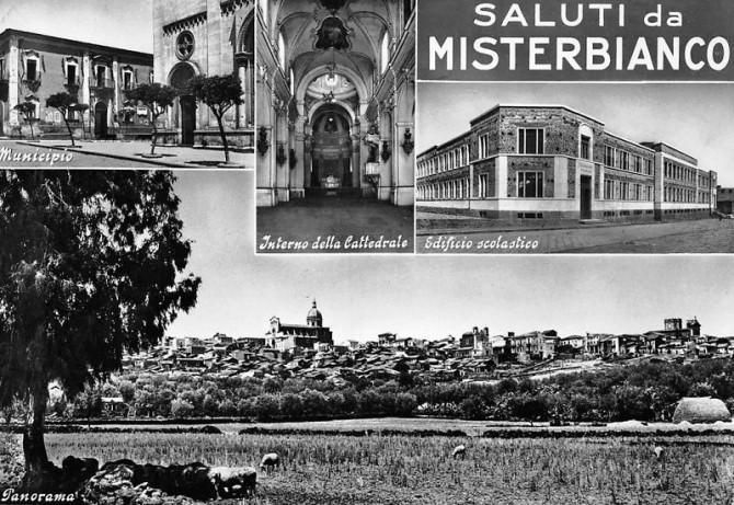 1950 saluti da misterbianco