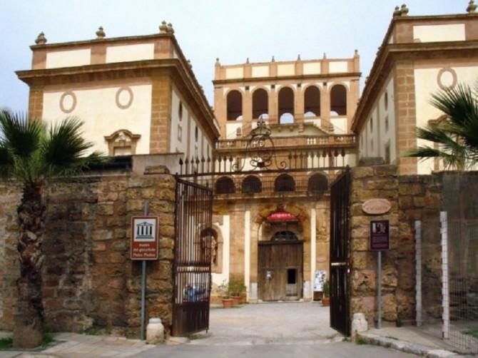 Bagheria Villa Cutò