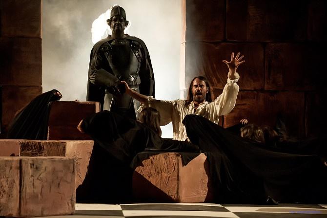 """""""Don Giovanni"""", scacco matto al Teatro Antico di Taormina il 9 e il 12 Agosto"""