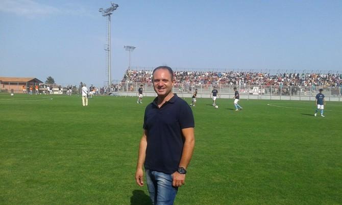 Giovanni Spina Presidente Mascalucia Calcio