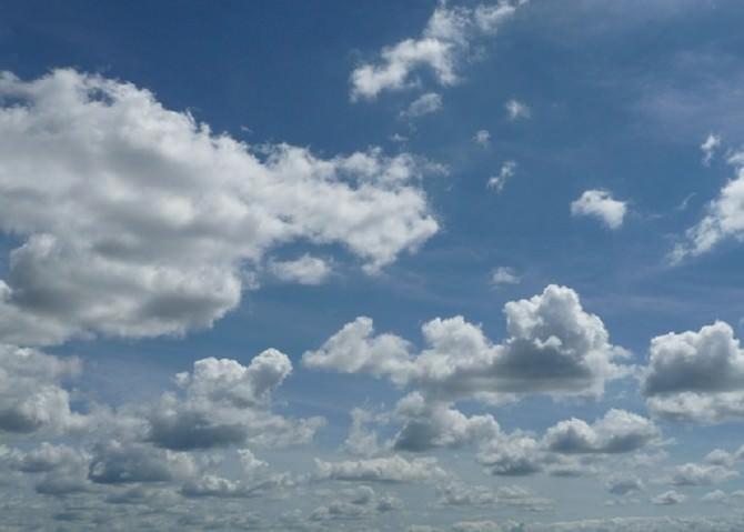 Meteo Nuvole Cielo Sereno