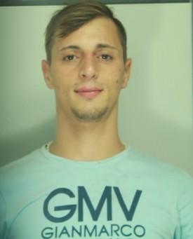 Nicola Cristian Faro, 21 anni
