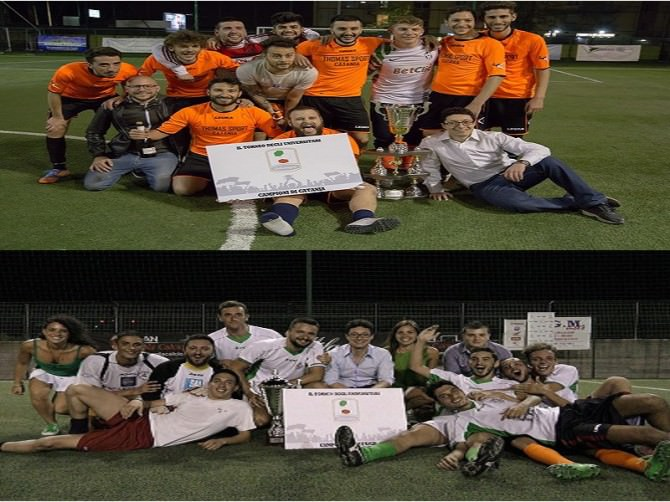 Old School e QDC finali UniLeague 2015 Roma