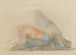 Piero Guccione, A Giovanni Bellini (1992)