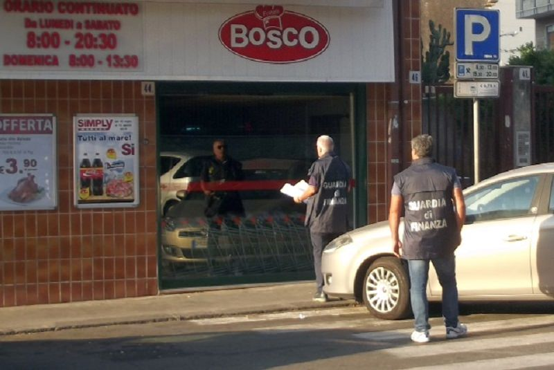 Supermercato Bosco