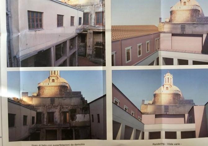 ex monastero progetto