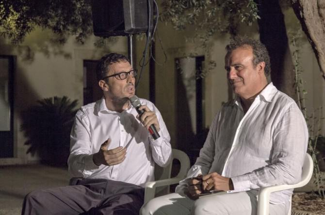 Pietrangelo Buttafuoco e Fabio Granata