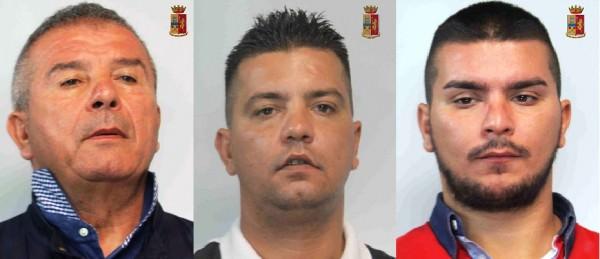 Giacomo Consalvo, Giovanni Consalvo, Michael Consalvo