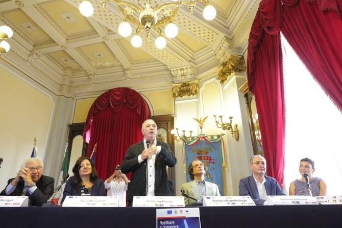 Conferenza stampa Presti