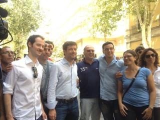 Giuseppe Civati presidente Partito Possibile incontra Comitato Possibile Catania