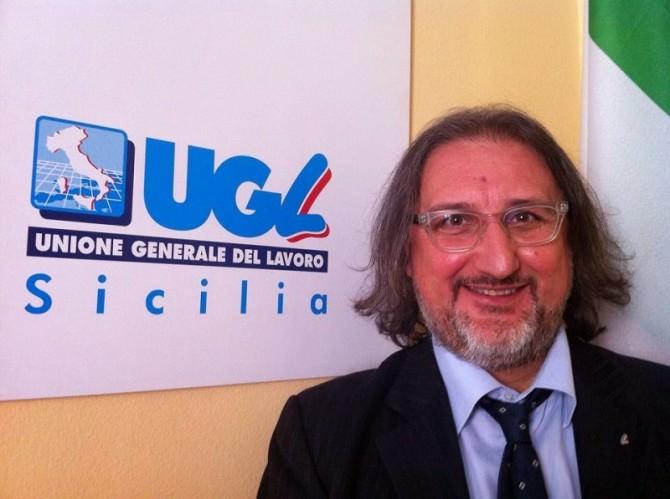 Giuseppe Messina Ugl Sicilia