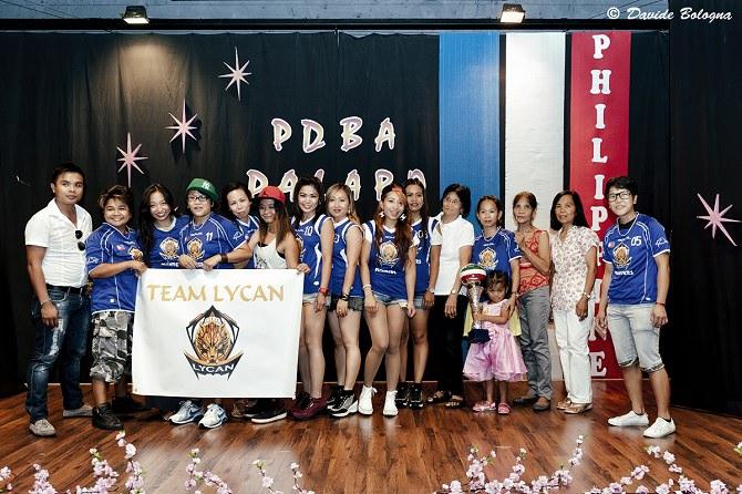 Palermo, premiati i migliori atleti della comunità filippina