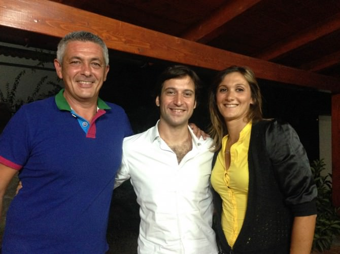 Fabrizio Ferrandelli, Salvatore Gallo, Alessandra Ascia