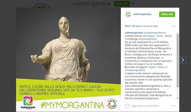 MyMorgantina screenshot 2