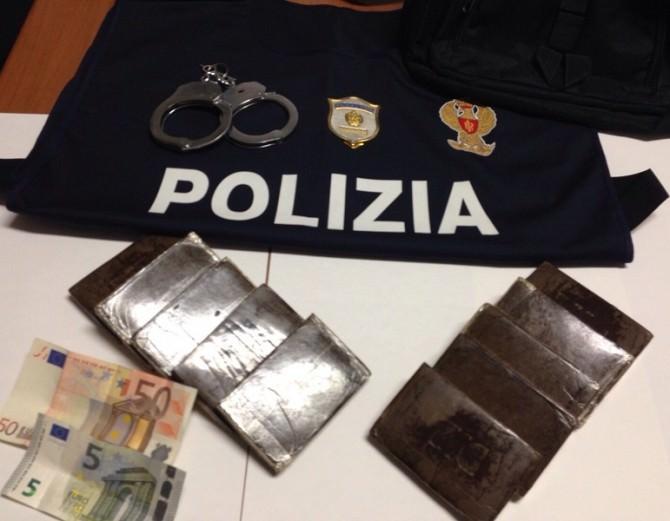 spaccio narcotraffico stazione