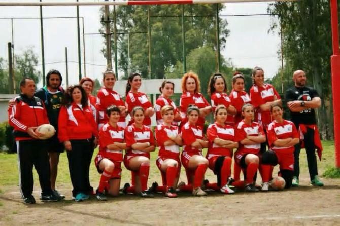 foto formazione Amatori Catania Ladies