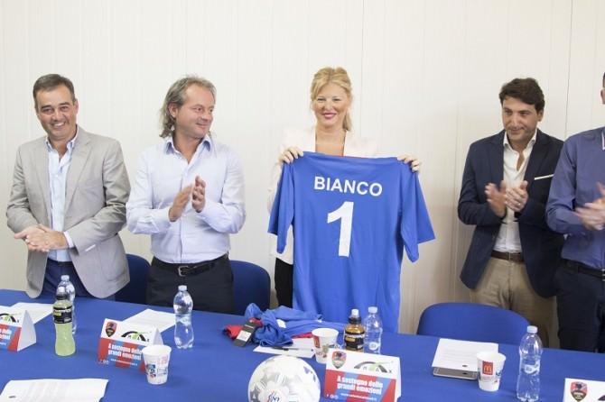 Presetazione maglia Catania Calcio a 5