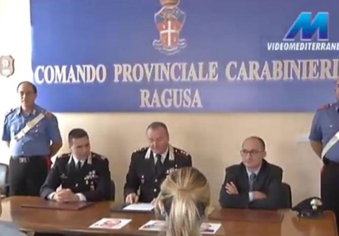 Arresto rapina Arancia Meccanica