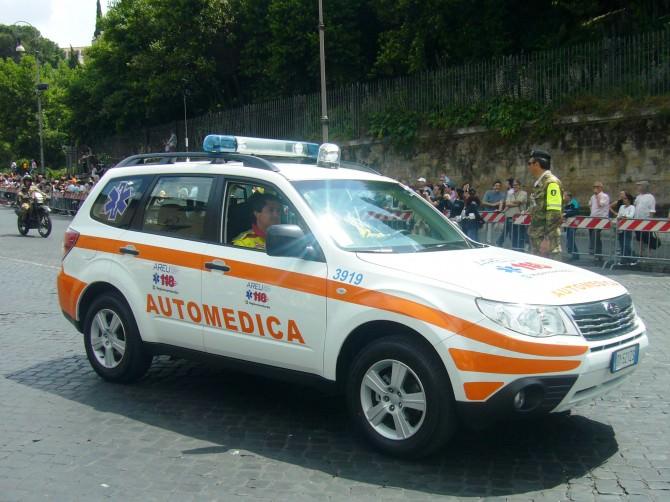 Automedica_AREU_Lombardia_Forester