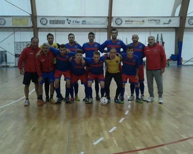 Catania Calcio a 5 10 ottobre 2015