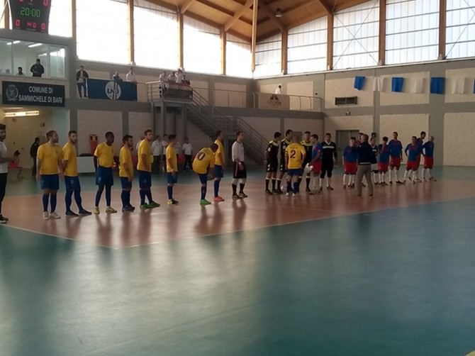 Catania c5- Sammichele 24 ottobre 2015