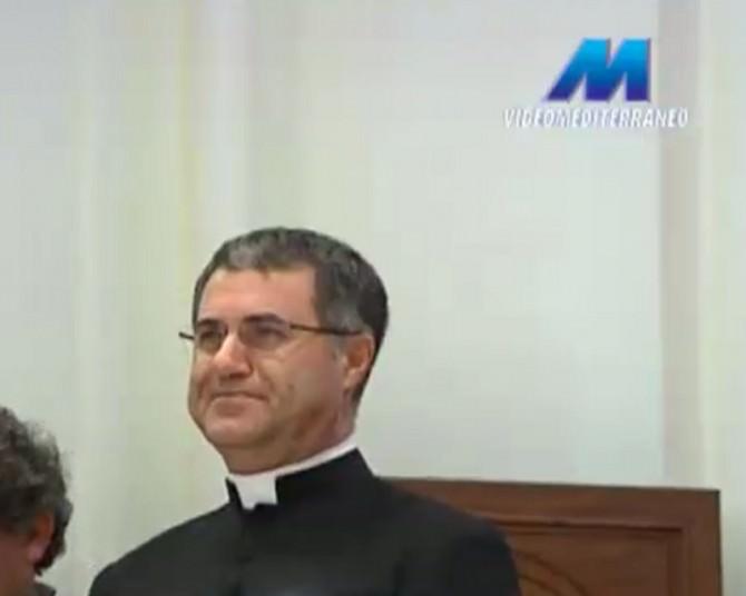 Corrado Lorefice vescovo Palermo