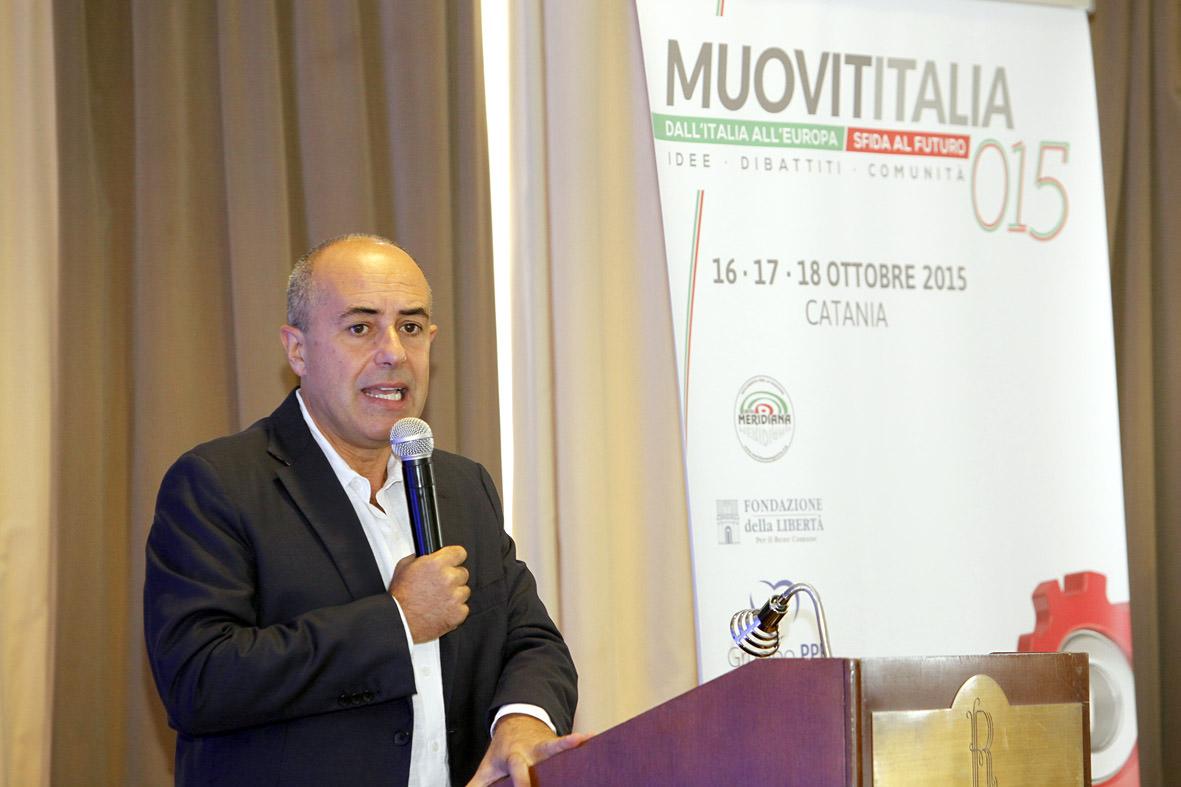 Deputato Basilio Catanoso