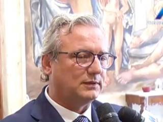 Giovanni Pizzo assessore regionale Infrastrutture