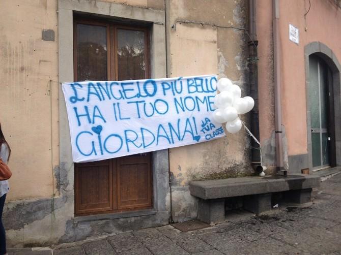 Funerale Giordana Di Stefano