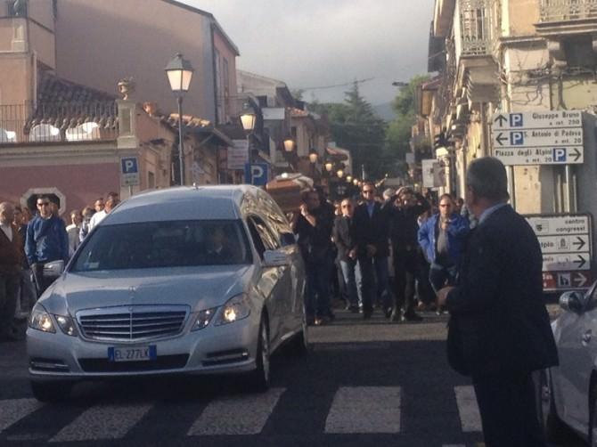 Funerale Giordana Di Stefano 1