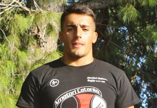 Igor Gianmario, Amatori Catania