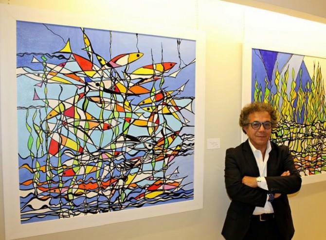 Il pittore Francesco Anastasi