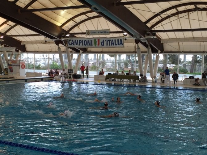 Imperia - Waterpolo Despar Messina 17 ottobre 2015
