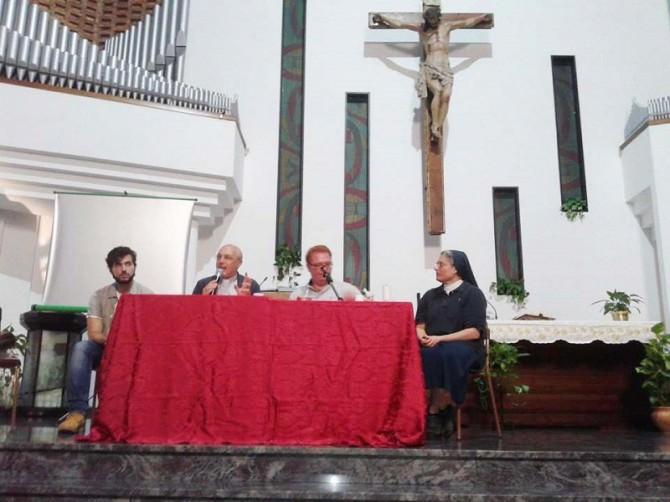 Incontro Caritas-Gruppi Francescani