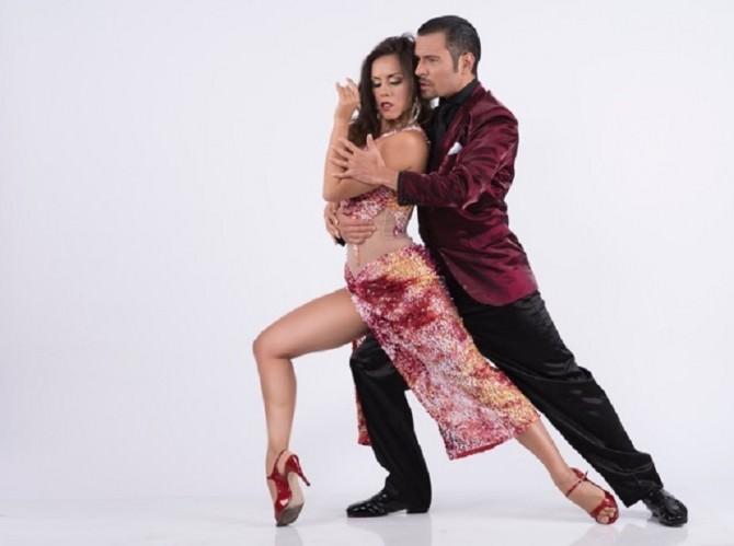 Neri Piliu e Yanina Quinones Tango