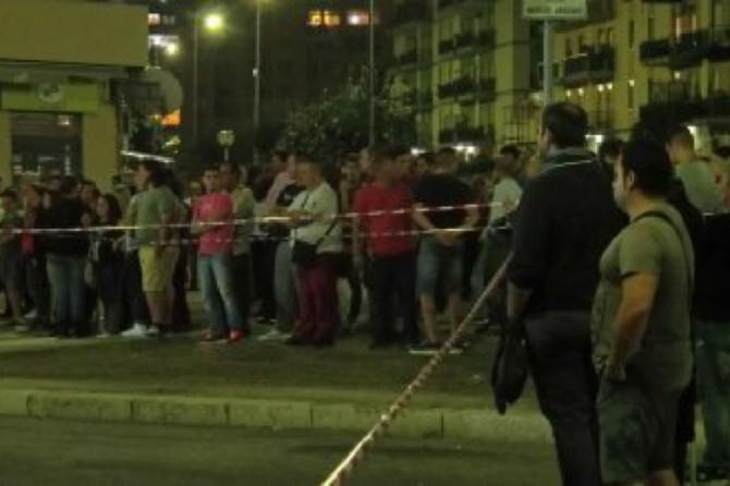 Omicidio Falsomiele. Foto di Sicilianews24