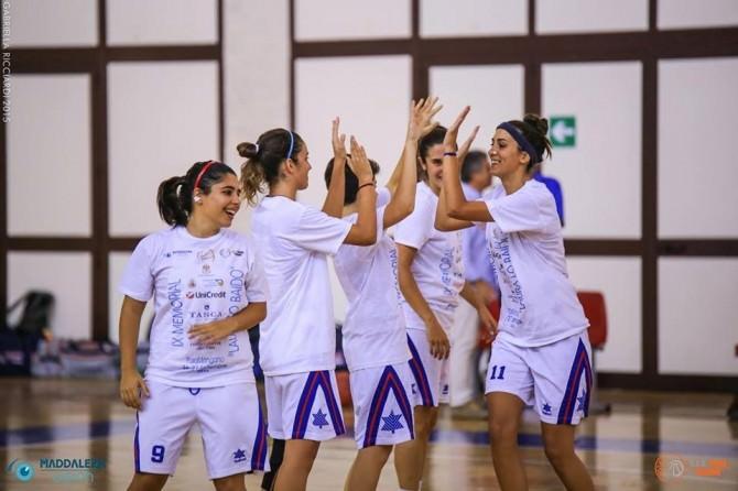 Rainbow Catania pallacanestro femminile 31 ottobre 2015
