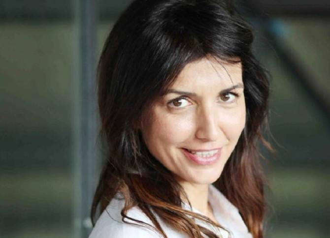 Romina Caruana attrice e scrittrice