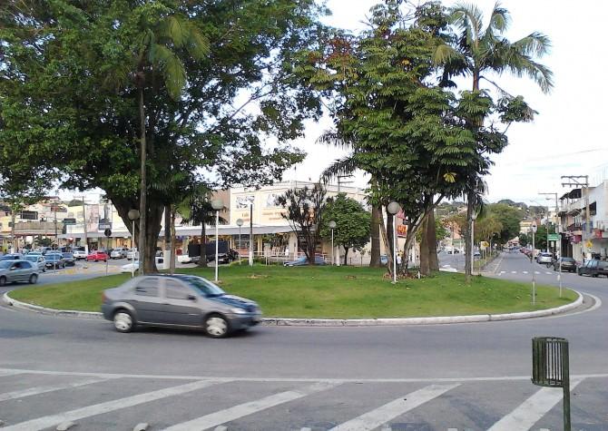 Rotonda, traffico
