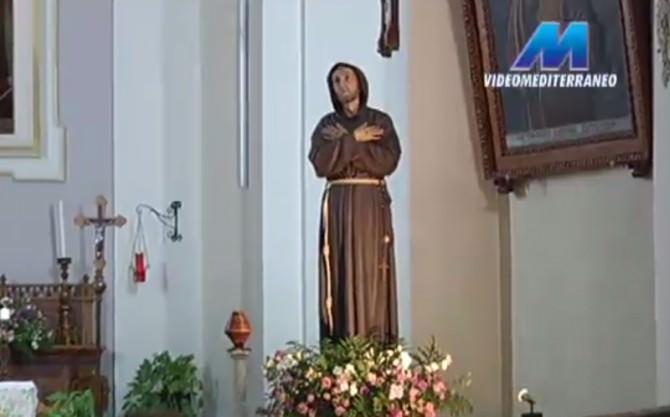 San Francesco Modica 5 ottobre 2015