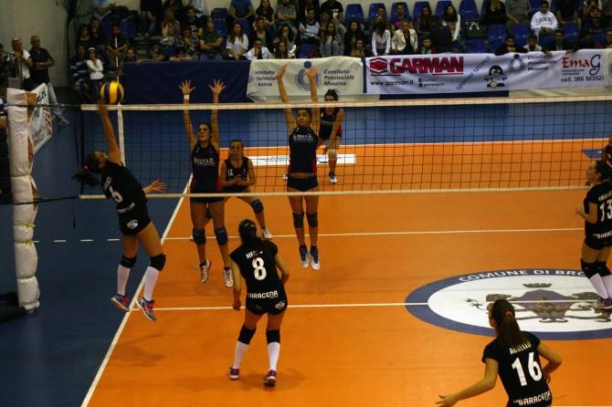 Saracena Volley Messina Coppa Sicilia 18 ottobre 2015