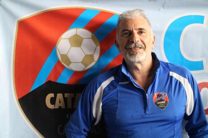 allenatore catania calcio a 5 - ferrara