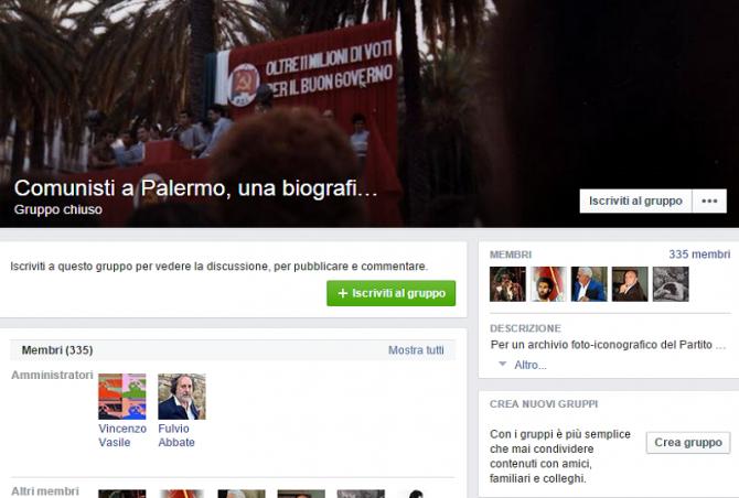 comunisti a Palermo