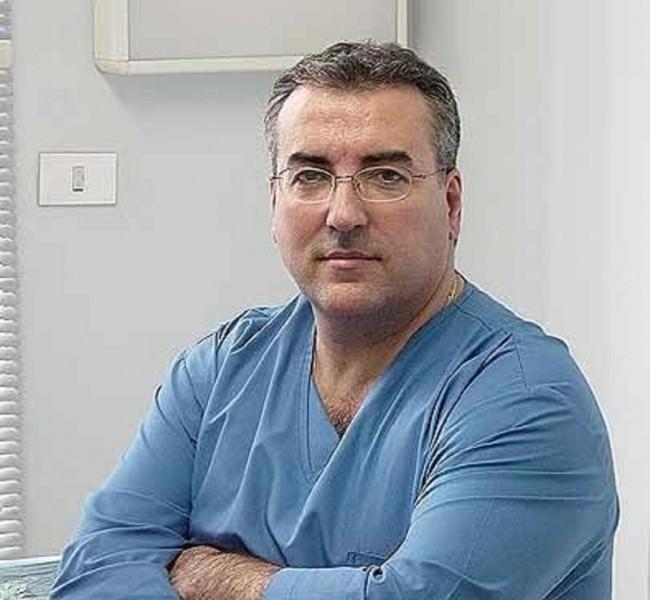 Il dottor Luigi Solazzo